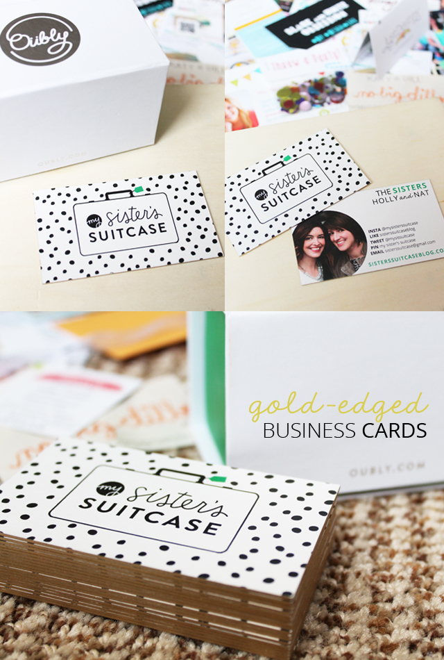 business cards oubly