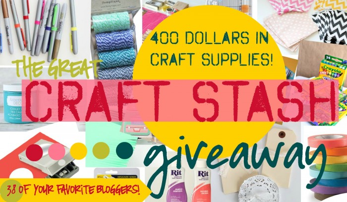 the great craft stash giveaway 1