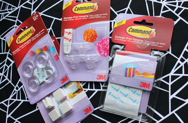 Command Party products