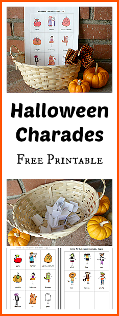 My Sister's Suitcase: 20 Halloween Ideas & Printables for a Class Party!