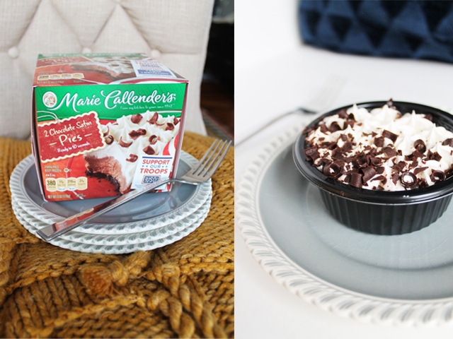 chocolate satin mini pies_marie callenders