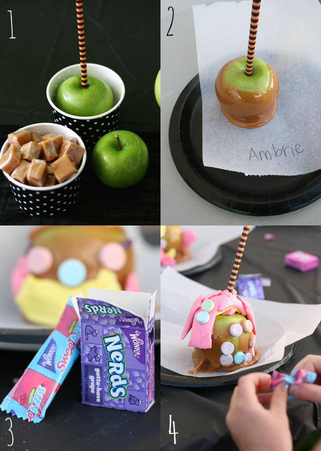 how-to-decorate-caramel-apples-with-kids