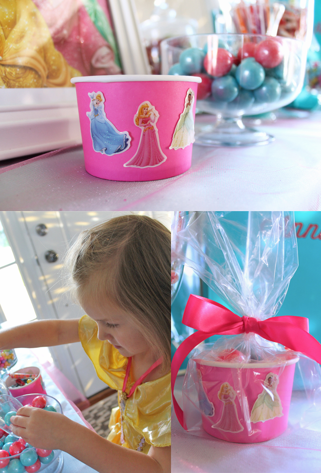 make your own party favor