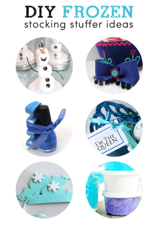Frozen Stocking Stuffers