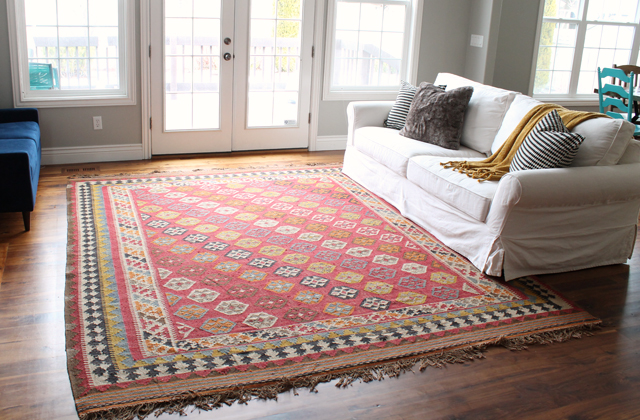 Favorite Rug Pad for hardwood floors