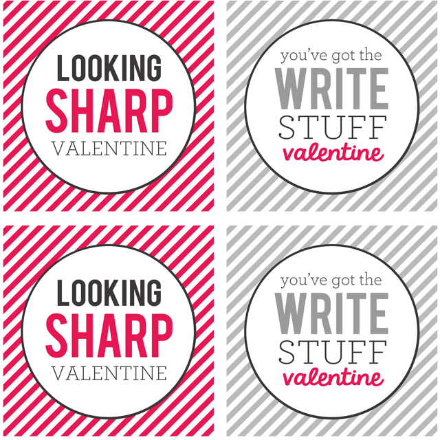 teacher valentine tags