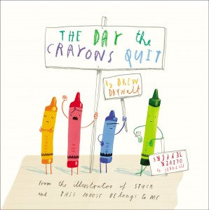 the crayons quit book