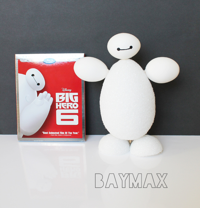 Baymax Easter Egg Creature
