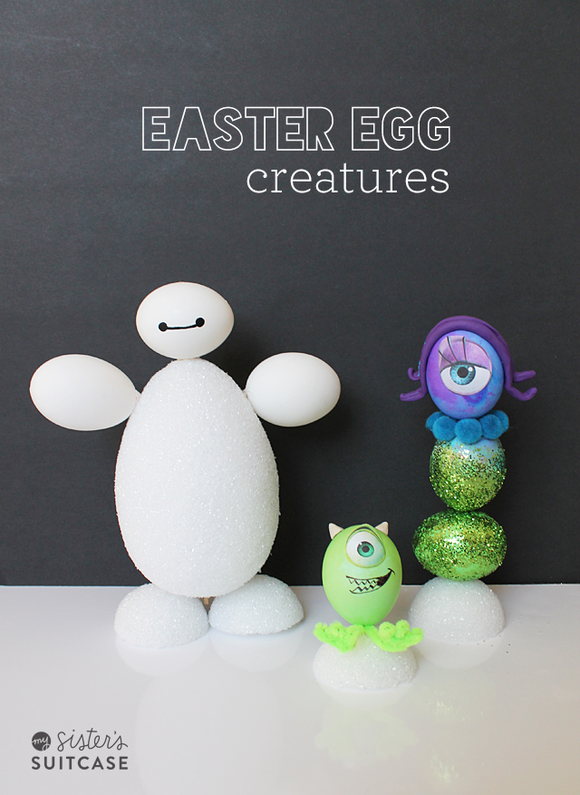 Disney Easter Egg Creatures