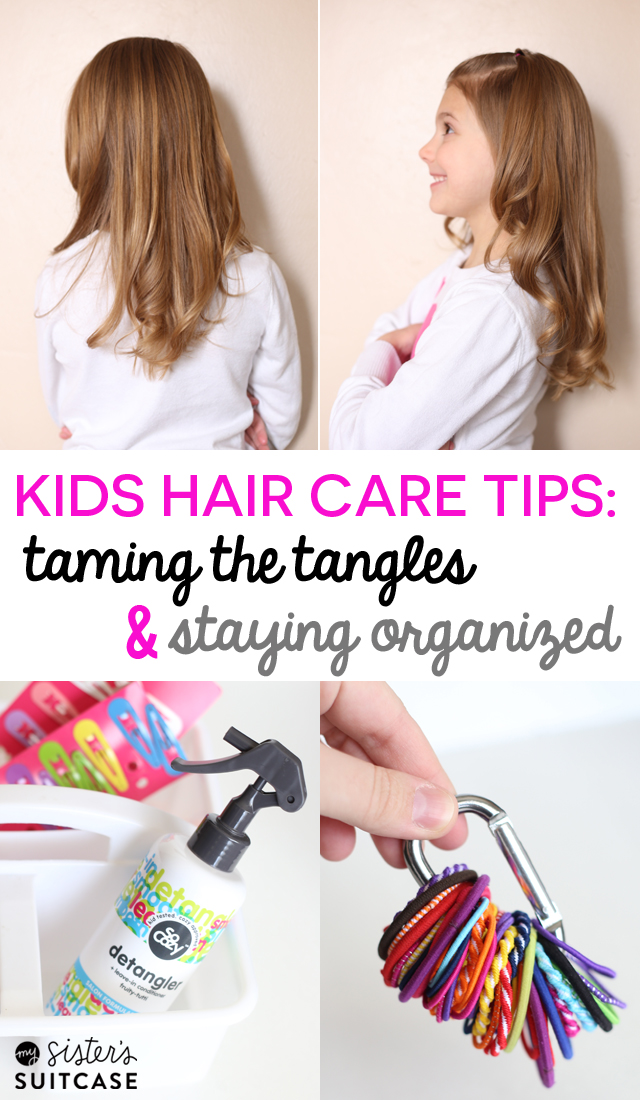 Kids Hair Care Tips + SoCozy Review - My Sister's Suitcase ...