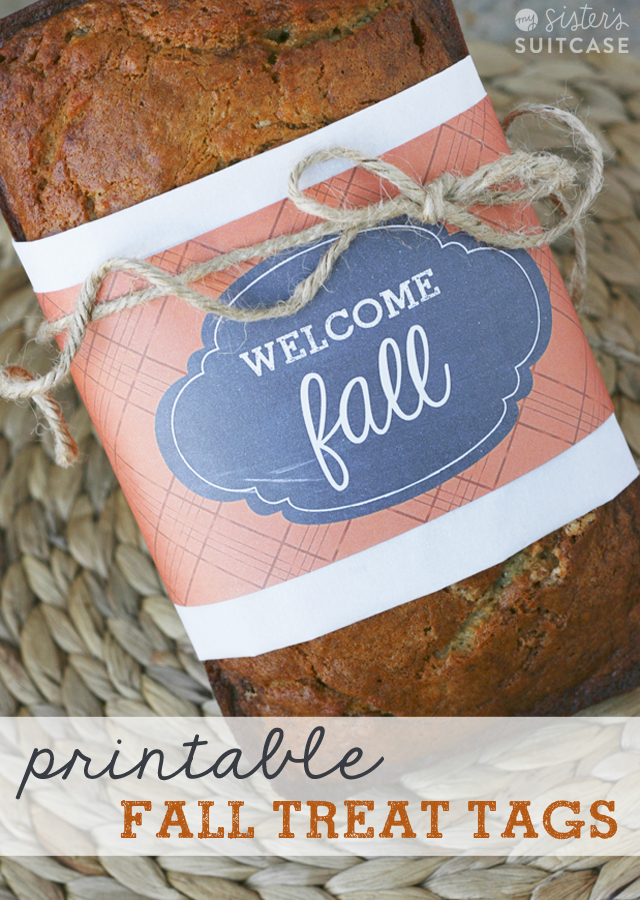 welcome fall printable
