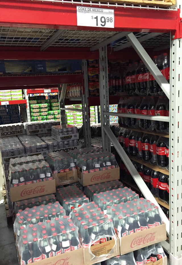 Coca Cola Sams Club