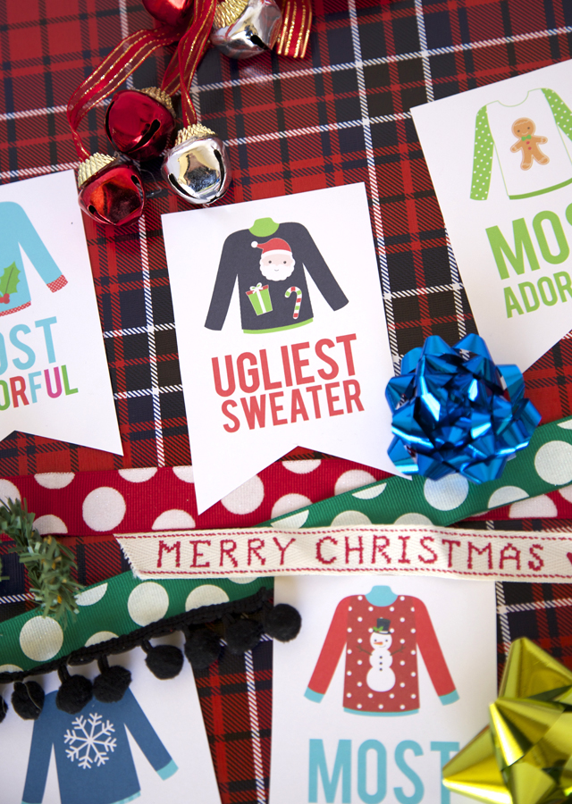 printable-awards-ugly-sweater-party