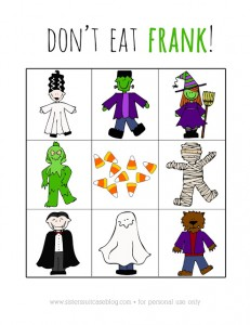 DontEatFrankPrintable