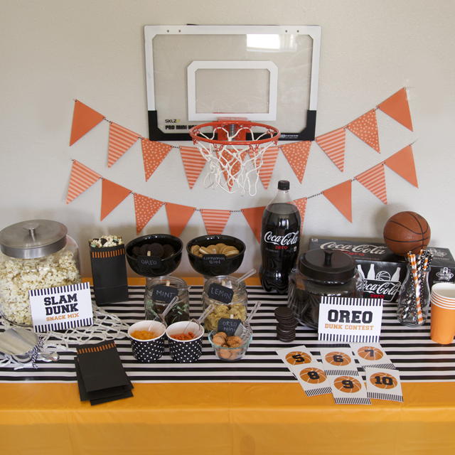 basketball-party-ideas