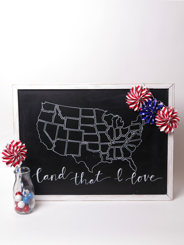 chalkboard-USA-map-frame