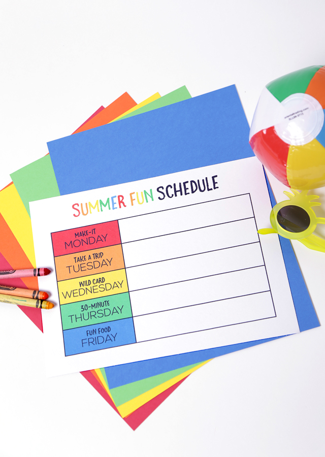 printable-summer-schedule