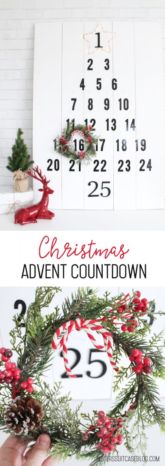 Here S My Christmas Advent Calendar Countdown